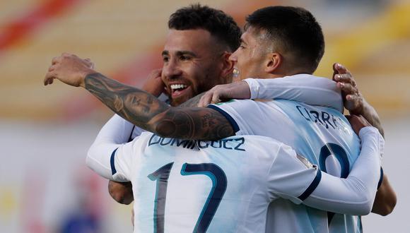 Con goles de Lautaro Martínez y Ángel Correa, la selección de Argentina continúa fuerte en las Eliminatorias y suma 2 victorias consecutivas.