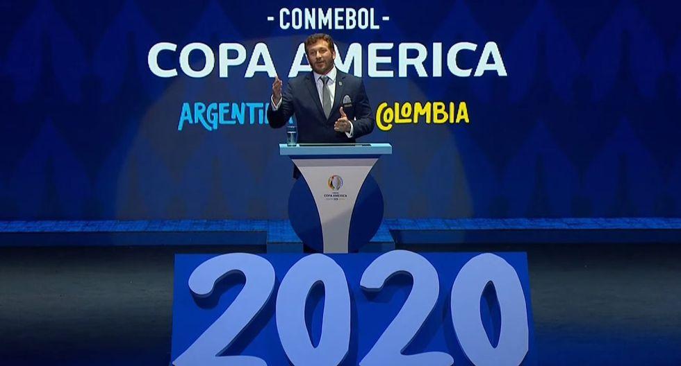 Copa america 2020 fixture
