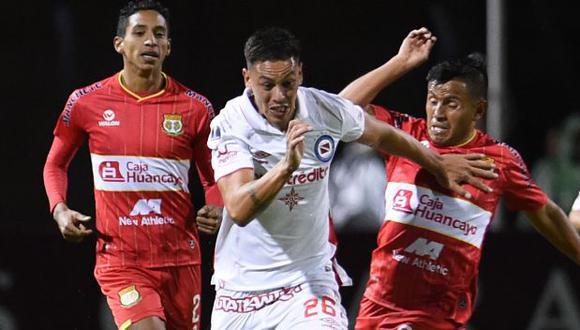 Sport Huancayo Chocara Con Liverpool De Montevideo En Dieciseisavos De Final De La Copa Sudamericana 2020 Nczd Futbol Peruano El Bocon