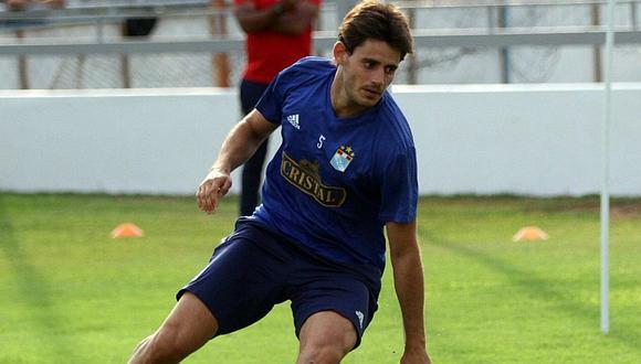 Omar Merlo dejaría Sporting Cristal para fichar por Colo Colo