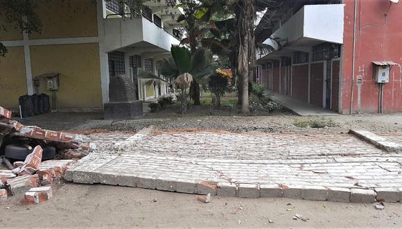 El servicio de agua y desagüe se suspendió en varios sectores de Piura, Sullana, Paita, Talara y Chulucanas por el sismo. (Foto: Twitter/@COENPeru)