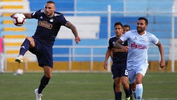Sporting Cristal empató con Real Garcilaso por la Liga 1