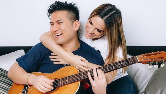 Deyvis Orosco y Cassandra Sánchez revelan el sexo de su bebé. (Foto: Instagram).