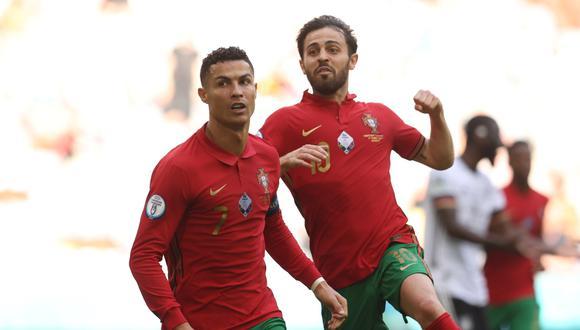 Portugal perdió por 4-2 ante Alemania por Eurocopa (Foto: REUTERS)