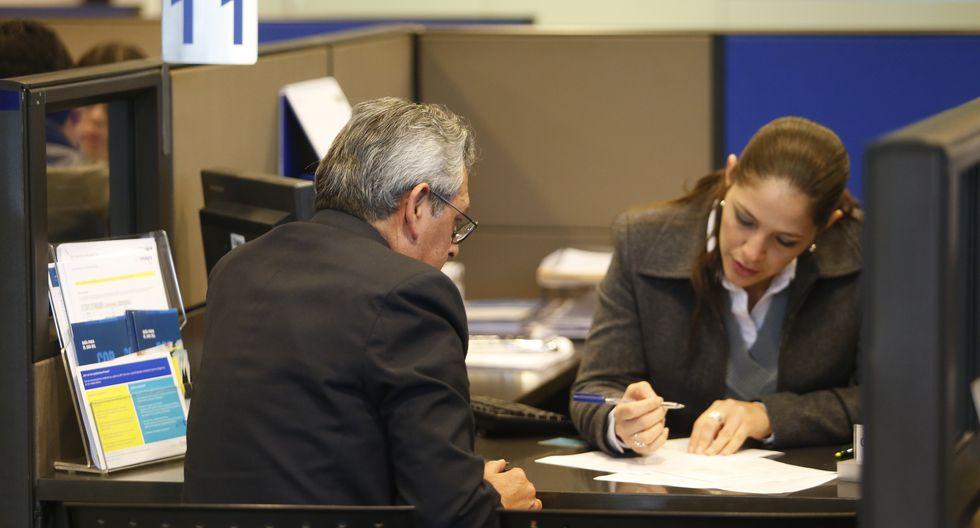 ADMINISTRADORA PRIVADA DE FONDOS DE PENSIONES,  AFP INTEGRA INSTALACIONES EN SAN ISIDRO, CLIENTES DE AFP INTEGRA.