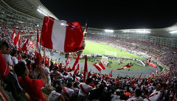 Perú enfrentará a Uruguay y Venezuela en Lima por las Eliminatorias Qatar 2022. (Foto: Archivo GEC)