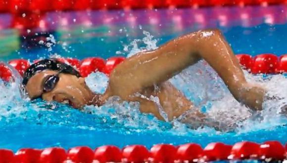 Joaquín Vargas también competirá en 200 metros libre de natación. (Captura: IPD)