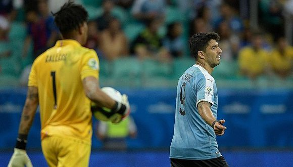 Pedro Gallese reveló qué le dijo a Luis Suárez cuando Perú eliminó a Uruguay en la Copa América | VIDEO