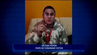 Padre de Yoshimar Yotún brinda unas palabras previo al partido contra Colombia