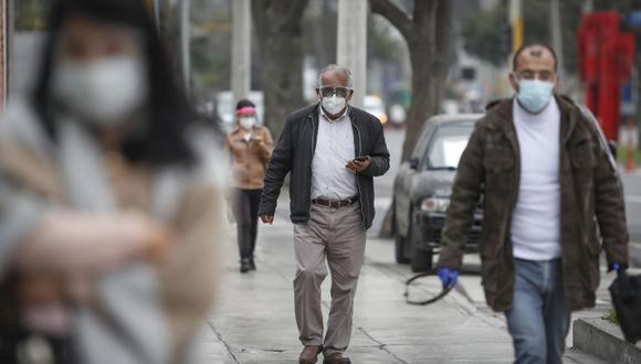 Las restricciones para las provincias catalogadas en nivel extremo regirán hasta el 9 de mayo. (Foto: Andina)