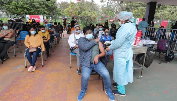La vacunación contra el coronavirus continúa avanzando a nivel nacional. Foto: Jesús Saucedo/@photo.gec