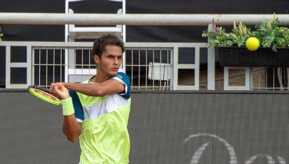 Juan Pablo Varillas jugará la llave de semifinales ante el argentino Sebastián Báez. (Foto: Itaú ATP Challenger de Santiago)