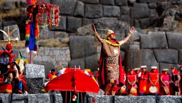 El Inti Raymi se desarrollará sin público, y cumpliendo las medidas de bioseguridad, en los tres escenarios habituales: el templo de Qorikancha, la plaza de Armas y Sacsayhuamán. (Foto: El Comercio)