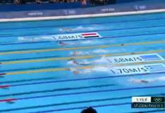 Se despide de Tokio 2020: Joaquín Vargas terminó tercero en su serie de 200 metros libres  VIDEO