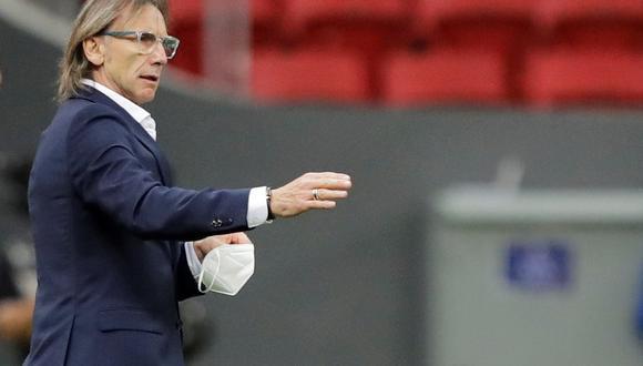 El técnico de la selección peruana habló en conferencia de prensa tras obtener el cuarto lugar en la Copa América de Brasil 2021.