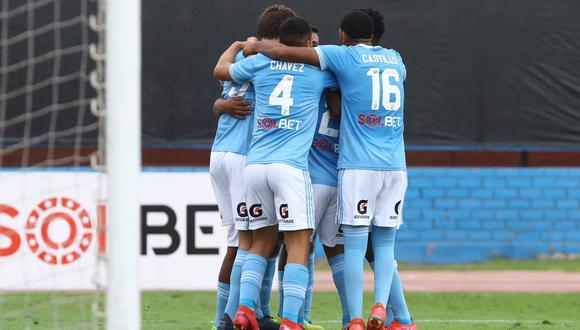 Sporting Cristal venció 3-2 a Cusco FC en el estadio Miguel Grau por la Copa Bicentenario.