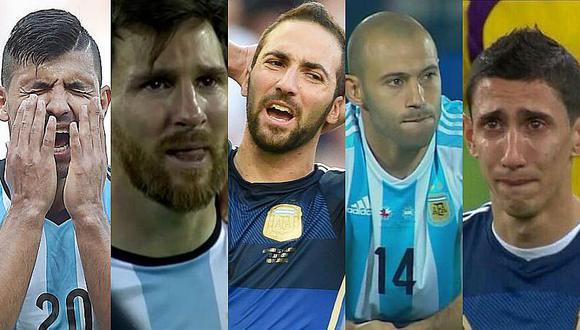 Lionel Messi: Argentina y el fin de una camada trágica