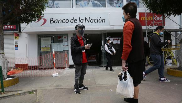 La Cuenta DNI iba a ser una cuenta básica de ahorro individual y digital que estaría a cargo del Banco de la Nación. (Foto: Fernando Sangama / GEC)