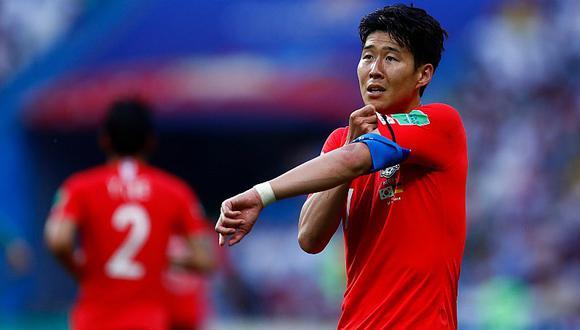 Son Heung-min y su última oportunidad para evitar el servicio militar