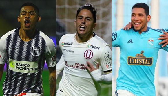 Torneo Clausura | Los partidos que le falta a Alianza Lima, Universitario y Sporting Cristal