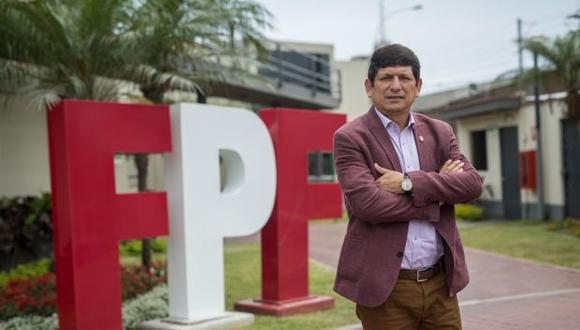 La Fiscalía Anticorrupción ha solicitado 4 años de pena privativa contra el presidente de la Federación Peruana de Fútbol, Agustín Lozano.