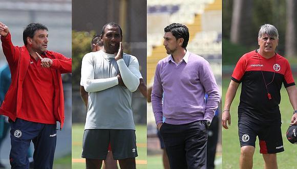 Universitario: cuatro técnicos que se perfilan como reemplazantes de Córdova para el Torneo Clausura