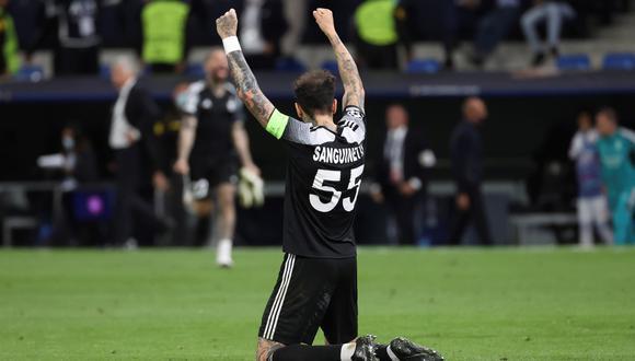 Antes del duelo ante el Real Madrid Gustavo Dulanto se mostró con confianza y hasta dijo que le ganaría.  (EFE/Juanjo Martín)