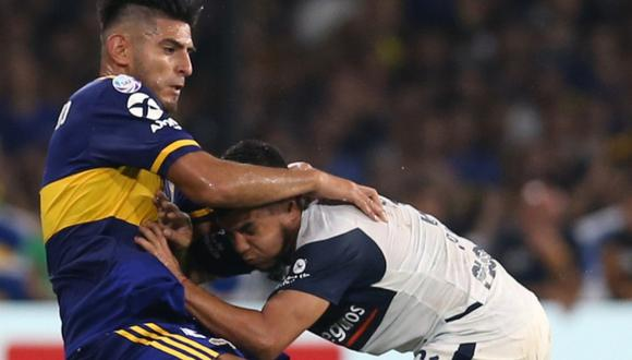 Boca Juniors vs. Gimnasia: se ven las caras en La Bombonera por la Copa de la Liga Profesional. (Foto: Reuters)