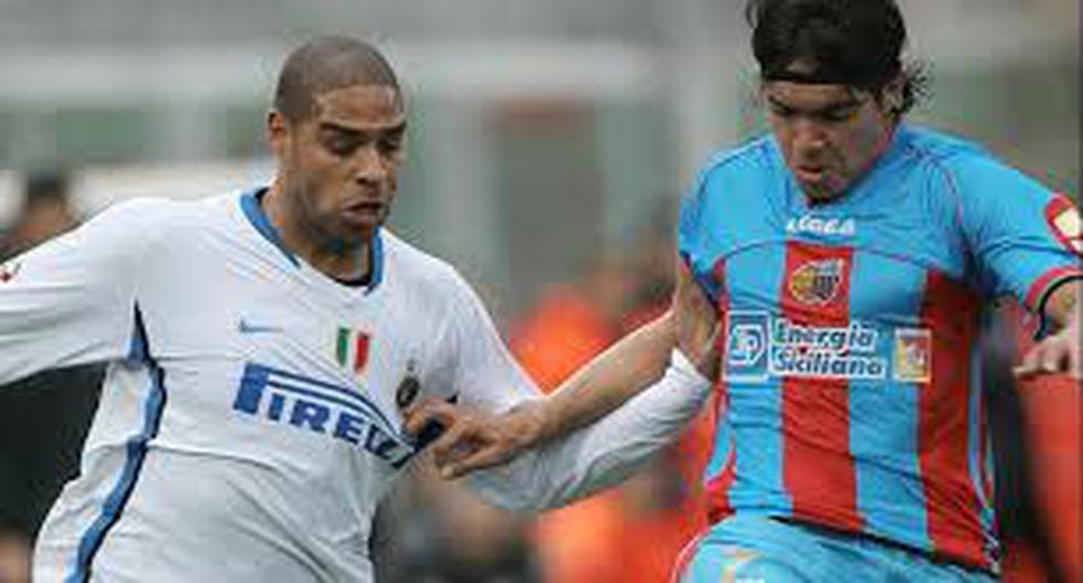 La temporada 2007-2008 era la segunda de Juan Manuel Vargas en el fútbol italiano. Un año antes había sido fichado por Calcio Catania, club que lo había comprado a Colon de Santa Fe de Argentina.