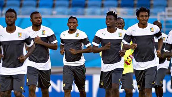 Mundial Brasil 2014: Camerún olvidó a dos jugadores en el hotel