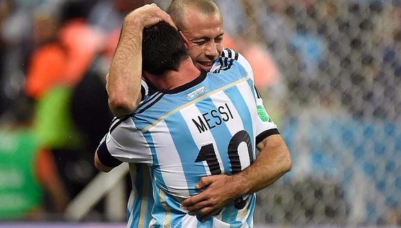 Selección argentina: Javier Mascherano anunció su retiro de la 'albiceleste'