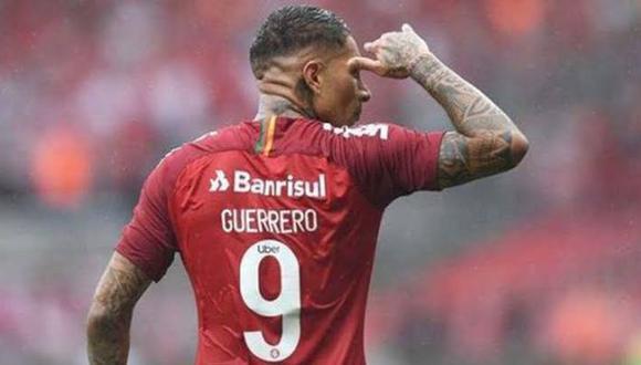 Paolo Guerrero | Internacional de Porto Alegre toma precausiones con el Depredador