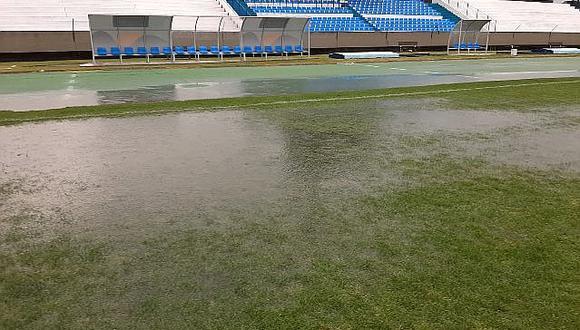 Tras el Perú - Uruguay: Tormenta eléctrica paraliza el torneo uruguayo [FOTO]