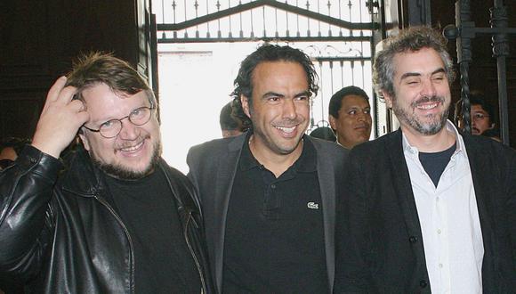 """Los """"tres tenores"""" del cine mexicano ayudan a salvar financiamiento gubernamental. (Foto: AFP)"""