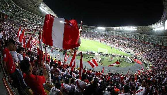 Selección peruana | IPD confirma que el Perú vs. Brasil se jugará en el Estadio Nacional