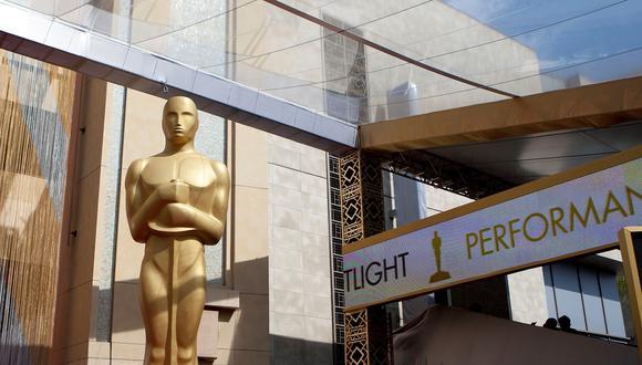 ¿La gala de los premios Oscar se realizará en el 2021? (Foto: EFE)
