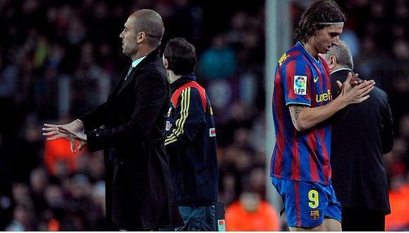 """Agente de  Ibrahimovic: """"Guardiola es un cobarde, un perro"""""""