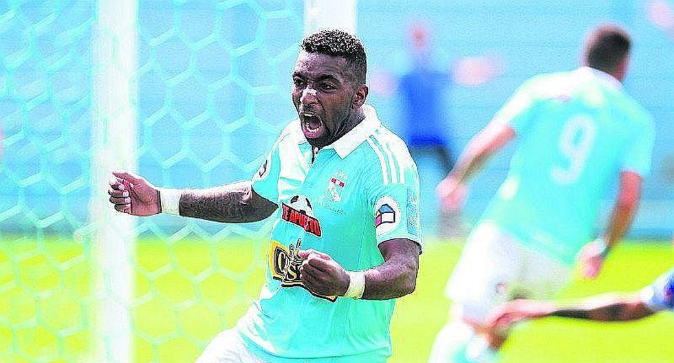 Sporting Cristal: Jair Céspedes feliz por esta razón