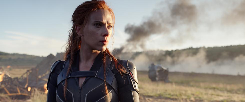 """La película en solitario de """"Black Widow"""" se estrenará en Perú el 30 de abril de 2020. (Captura de pantalla)"""