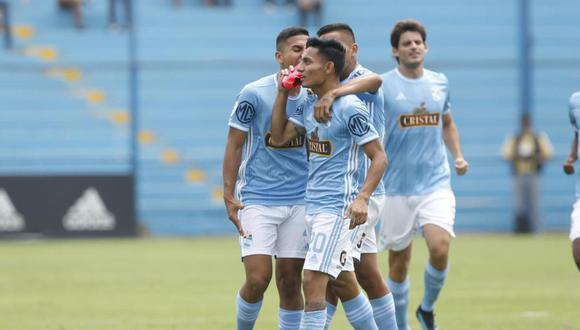 Sporting Cristal y Cusco FC se medirán este domingo por la Fecha 2 de la Liga 1. (Foto: Violeta Ayasta)