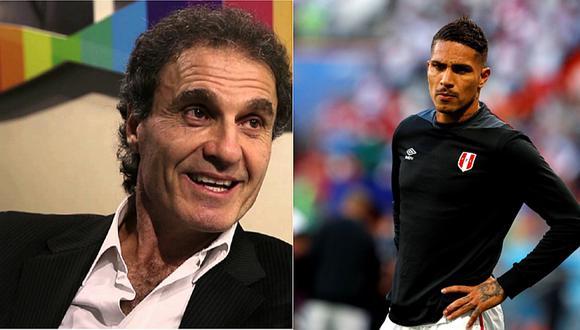 Óscar Ruggeri reveló qué pidió a la FIFA por el caso Paolo Guerrero
