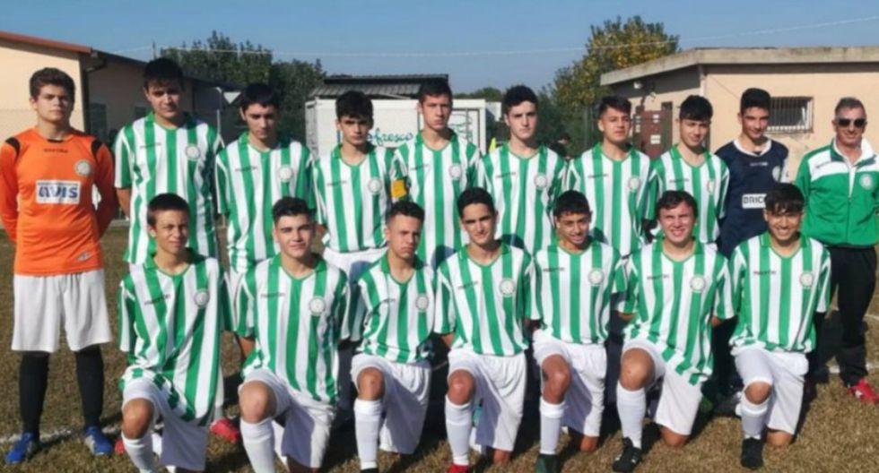 Invictasauro goleó por 27-0 al Marina Calcio