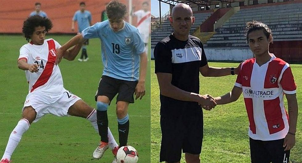 Joven promesa de la selección peruana fue fichado por club de Portugal