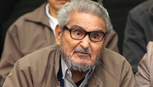 El geonocida Abimael Guzmán falleció el último sábado en la Base Naval del Callao. (Agencias)