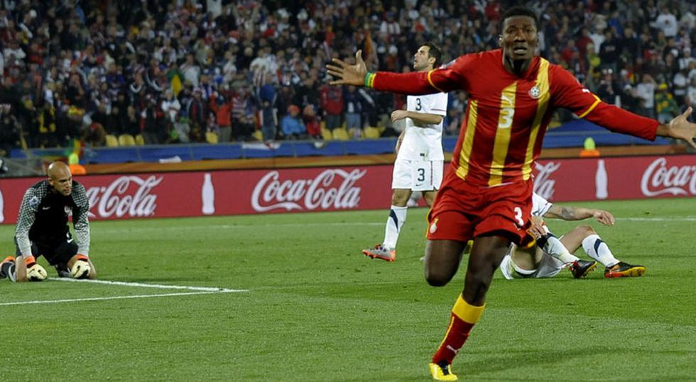Ghanadores: Ghana pasó a cuartos y será rival de Uruguay