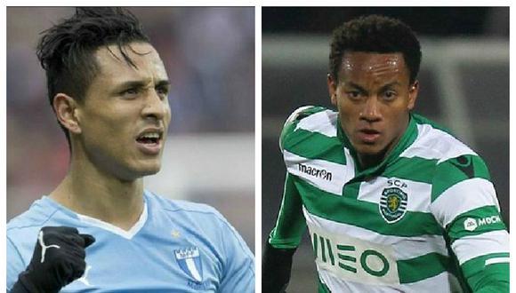 Champions League: Las llaves de los peruanos André Carrillo y Yosimar Yotún
