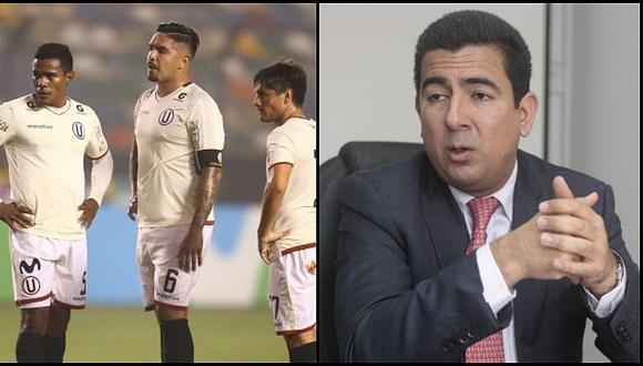 Universitario de Deportes niega el fichaje de este defensor uruguayo