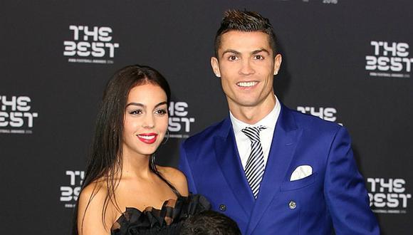 Cristiano Ronaldo y Georgina revelan el nombre de su hija [VIDEO]