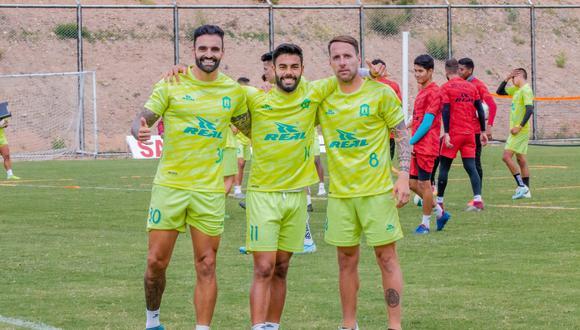 Ayacucho FC tendría problemas con su localía en la Copa Libertadores. (Prensa Ayacucho FC)