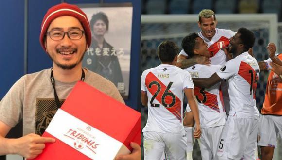 Japonés se hizo famoso en Perú el año 2018. (Foto: AFP)